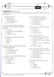 Worksheets Level 1 6th Grade : Moral Science Worksheets For Grade ...