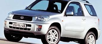 Toyota RAV4 2.0 D4-D 4WD vs Nissan Terrano II SWB 2.7 TD - AutoManiac