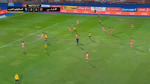 اهداف مباراة الاهلي والمقاولون العرب (3-2) الدوري المصري - بطولات