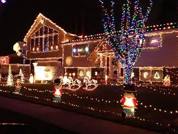 How To Install Outdoor Christmas Lights On House We Can Assembly Move And Install Holiday Lights Contact Us