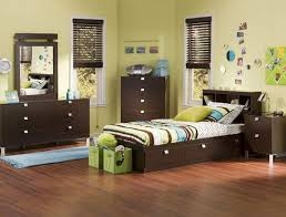 boy and girl bedroom furniture. south shore cakao kids twin 4 piece bedroom set with bookcase headboard in chocolate boy and girl furniture n