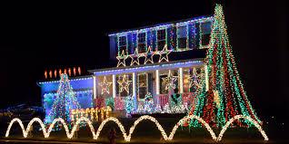 Decoration Light Design 100 Outdoor Christmas Light Decoration Ideas Outside Christmas 2