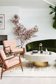modern circular coffee table with the golden bottom modern coffee table 23 best designs and