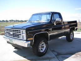 Silverado chevy 1987 silverado : 1987 Chevrolet Silverado swb 4x4 | Cars to admire | Pinterest ...