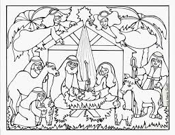 Small Picture Baby Jesus In Stable Cartoon Coloring Coloring Pages