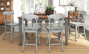 pub table with bench seat bar pub table sets at our best dining room pub table with bench seat