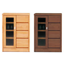 sideboard cabinets sliding glass doors drawers 4 width 60 cm wood completed domestic phone units tel fax units fax units living kitchen dining chest