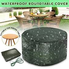 waterproof round table cover desk