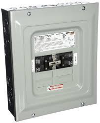 amazon com generac 6333 60 amp single load double pole manual how to wire a whole house transfer switch at Generac 100 Amp Transfer Switch Wiring Diagram