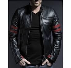 men s new black genuine lambskin leather stylish motorcycle jacket zed leather wear co