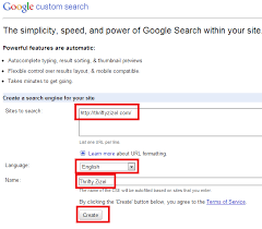 how to add google custom search engine to your thesis wordpress site setting up google custom search engine