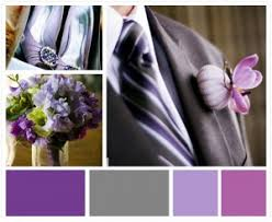 Aside from the traditional white dress and black tuxedo, wedding colors  vary from ceremony to ceremony. Color unifies a wedding, creating a theme  that ...