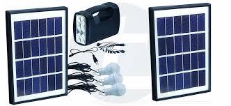 Solar Home Light Set Solar Emergency Home Light With 3 Bulb Best Solar Street