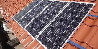 Как дома установить солнечные батареи