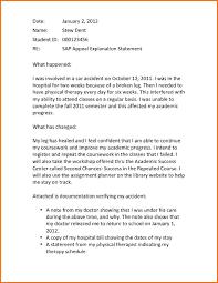 Standard Appeal Letter Format New Appeal Letter Format For College ...