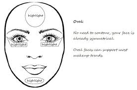 oval face contouring2