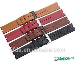 custom made genuine leather watches jewelry accessories custom made genuine leather watch strap men black color watches jewelry accessories for