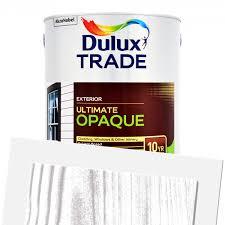 Dulux Opaque Colour Chart Dulux Trade Ultimate Opaque 5l