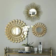 gold sunburst mirror set sunburst mirrors cer sunburst gold decorative mirrors set of 3 gold sunburst mirror set