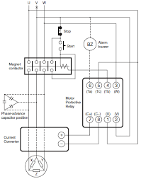 measuring motor protective relays technical guide india Contactor Relay Schematic measuring motor protective relays technical guide india omron ia contactor relay schematic
