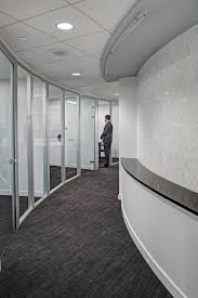 glass walls office. Dhive Curved Glass Walls Office
