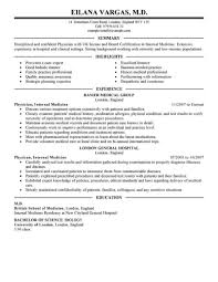Example Medical Resume Medical Resume Examples Extraordinary 24 Amazing Medical Resume 16