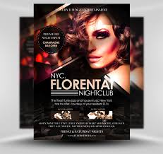 club flyer templates club flyer template club flyer template planet flyers