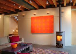 basement ceiling lighting ideas. industrial basement lighting idea ceiling ideas u