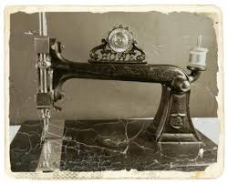 Howe Sewing Machine Value