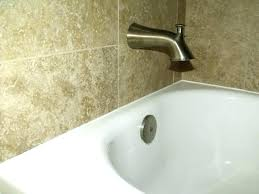 how to remove silicone caulk from tile caulk here very neat caulking at tub and wall how to remove silicone caulk