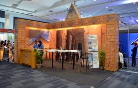 Interior Design Expo Beauteous Egypt Booth Philippine Travel Tour Expo By R Gemagz48 At Coroflot