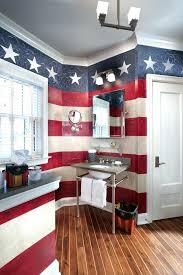 Americana Bedroom Decor Miraculous Staggering Patriotic Wall Art Decorating  Ideas Images In Bathroom Of Decor Americana