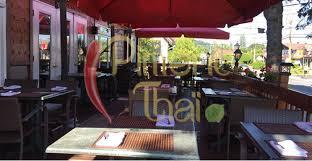 Restaurant Fine Cuisine Thai Le Piment Thaï De Saint Sauveur