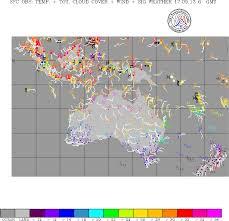 Meteorological Charts Global