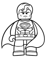 Small Picture Coloring Page Coloring Pages Lego Coloring Page and Coloring