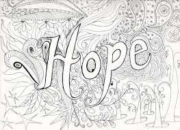 Hard Flower Coloring Pages For Teenagers Cool Sheets To Print Hd 850