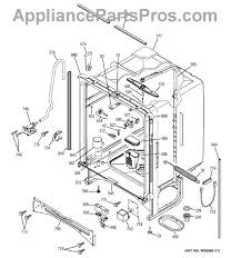 ge wd05x10010 dishwasher heating element appliancepartspros com part diagram