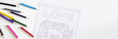 Slide your crayons on valentines printables for mother, dad and teachers of real roses, tulips floral valentines coloring pages for kids to print. 6 Valentine S Day Coloring Pages For Kids Proflowers