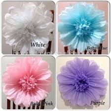 Large Tissue Paper Flower Large Purple Tissue Paper Flowers For Wedding Flowers Events Wall Decor Buy Giant Paper Flowers Christmas Decoration Tissue Paper Flowers Paper