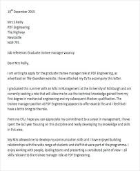 Technical Manager Cover Letter Account Manager Cover Letter 8 Examples In Word Pdf