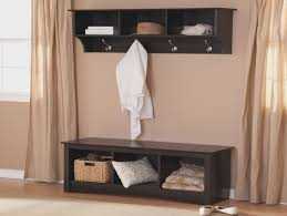 Room And Board Coat Rack Coat rack Top shelf is longer than the back board Use small 95
