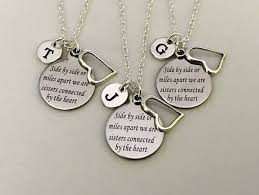 sister jewelry sister necklace