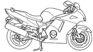 Small Picture Printable Motorcycle Coloring Pages Coloring Me
