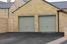 span up over span garage doors