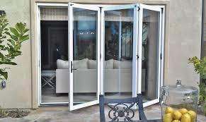 amazing tri fold patio doors