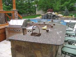 Kitchen Backyard Design Backyard Design And Backyard Ideas - Outdoor kitchen designs with pool