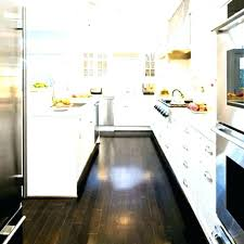 dark hardwood floors kitchen kitchen floors with white cabinets dark wood floor kitchens white kitchen cabinets