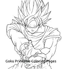 Printable Coloring Pages Dragon Ball Z Sheets Free Super God Co