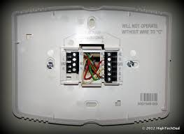 wiring diagram for honeywell wall thermostat wiring honeywell s wifi enabled thermostat is hot cool controlled on wiring diagram for honeywell wall thermostat
