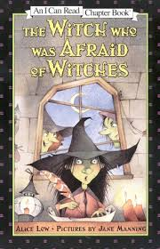 the witch who was afraid of witches is about three witch sisters the youngest one wendy always gets left out because she can t do anything cool